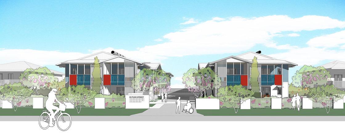 Pugh Street - JMc Architects